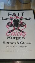 Fatt Chicks Burgers Brews and Grill