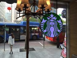 Starbucks Taepyeongno