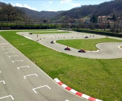 PG Corse Pista Ronco Kart