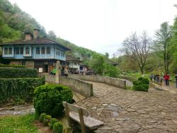 Open Air Ethnographic Museum ETAR