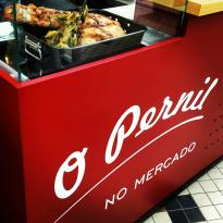 O Pernil No Mercado