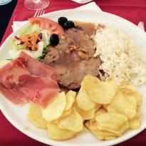 Restaurante Marisqueira Prazeres do Mar