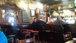 Relaxed pub, honest food and really  nice music