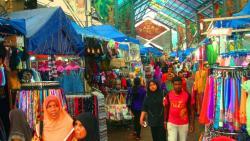 Jalan Masjid India
