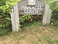 Pinnacle Gulch Coastal Access Trail