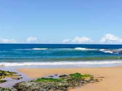 Praia Três Coqueiros