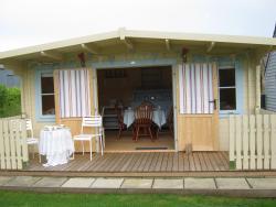 Summer Barn Tea Room
