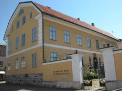 Roos House - K.H.Renlund museum - Provincial Museum of Central Ostrobothnia