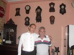 Restaurante Paladar Aries Habana Cuba