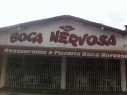 Restaurante e Pizzaria Boca Nervosa