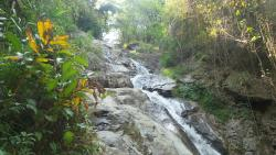 Pin Tauk Waterfall