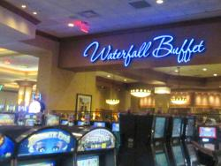 Waterfall Buffet
