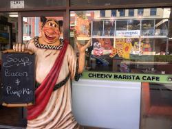 Cheeky Barista Cafe