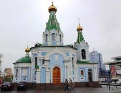 Temple of the Reigning Mother of God