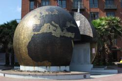 Cracked Earth Monument