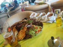 Reštaurácia Hofferka