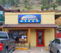 Colorado High Country Pizza