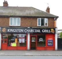 Kingston Charcoal Grill