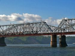Zelenodolsk Railway Bridge