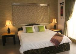 Olive, Monkey Guest Bedroom