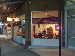 Food O Clock Cafe & Indian