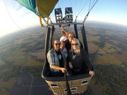 Ontario Hot Air Balloon Rides