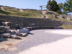 Site archélogique d'Alba-la-Romaine