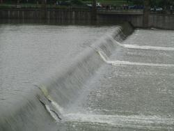 White Rock Lake Spillway