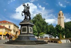 Philip II of Macedonia Statue