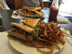 The Klamath Grill