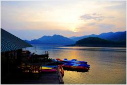 The Mae Ngat Dam & Reservoir