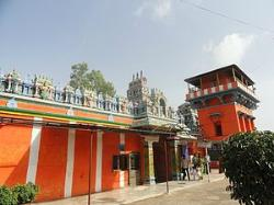 Karmanghat Hanuman Temple
