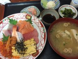 Sakanayano Sushi Toshin