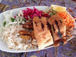 Saray Local Food