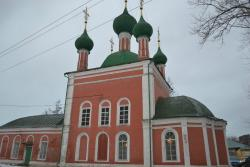 Church of Aleksandr Nevskiy