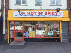 UK HOT 'N' SPICY