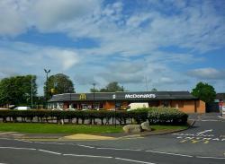 McDonald's - Croft Retail Park