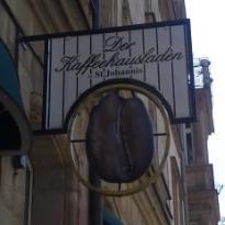 Der Kaffeehausladen in St. Johannis