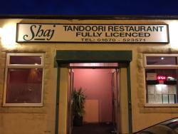 Shaj Tandoori