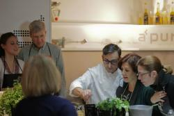 A Punto Cooking and Tasting School