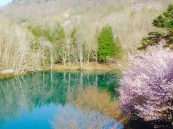 Sakazuki Lake