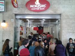 Coffee Bar Mokasirs