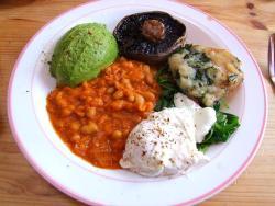 The Hub Vegetarian Cafe