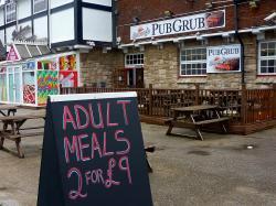 Sunnys Pub Grub