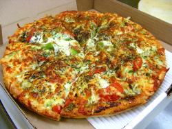 K-town pizzeria