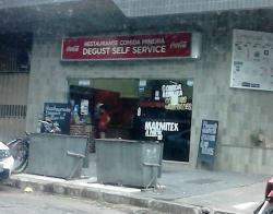 Degust Self Service
