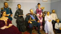Wax Figures Exhibition