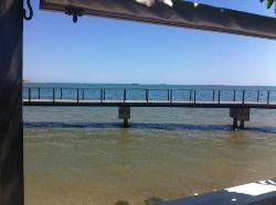 Una vista desde la mesa
