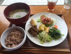 Gaia café Ochanomizu