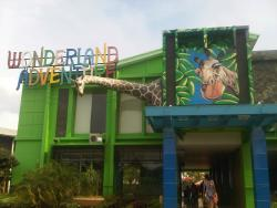 Wonderland Adventure WaterPark Galuh Mas